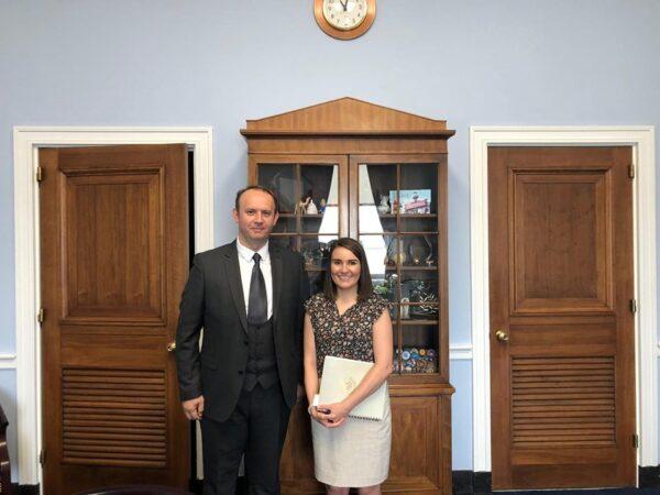 Gashi e vizitoi Kongresin Amerikan
