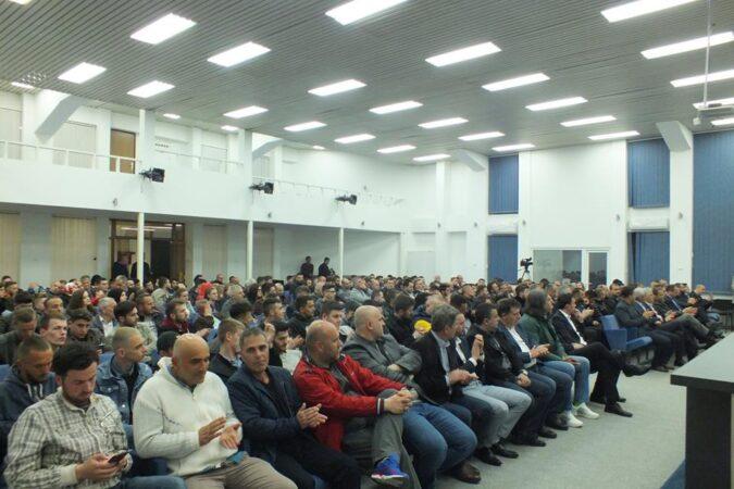 AlternAtivA sonte ka qëndruar në Kumanovë