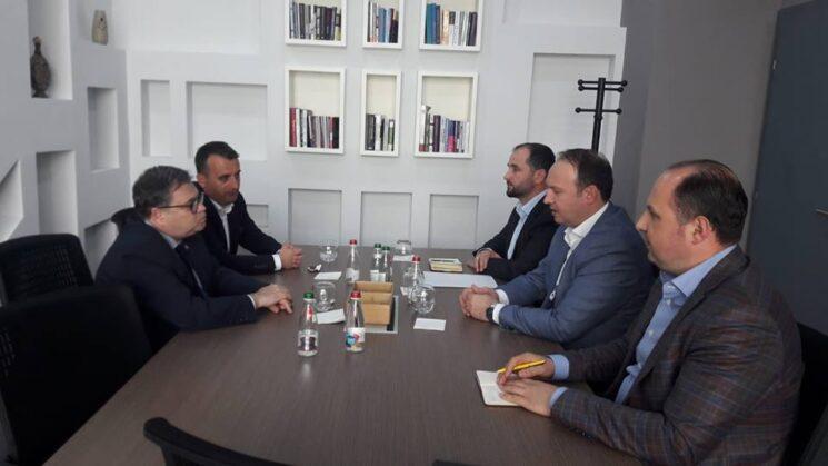 Alternativa: Ambasadori francez Timonie në vizitë te Alternativa
