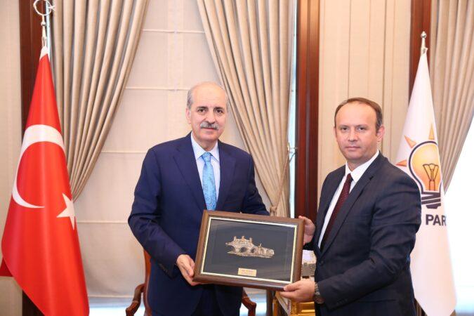 Afrim Gashi takon Zëvendëskryetarin e Përgjithshëm të AK Parti-së