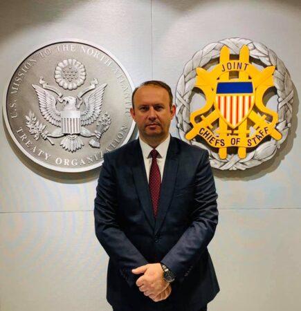 Kryetari i Alternativës, Afrim Gashi realizon takime të rëndësishme në Bruksel