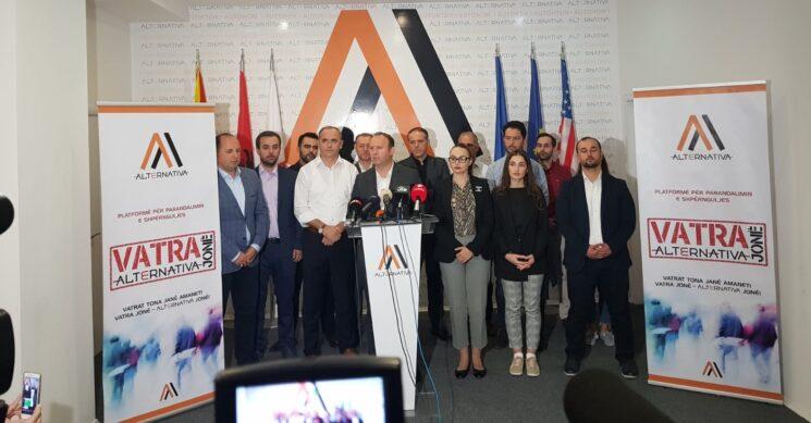 """AlternAtivA: Platforma për parandalimin e shpërnguljes """"Vatra jonë – Alternativa jonë"""""""
