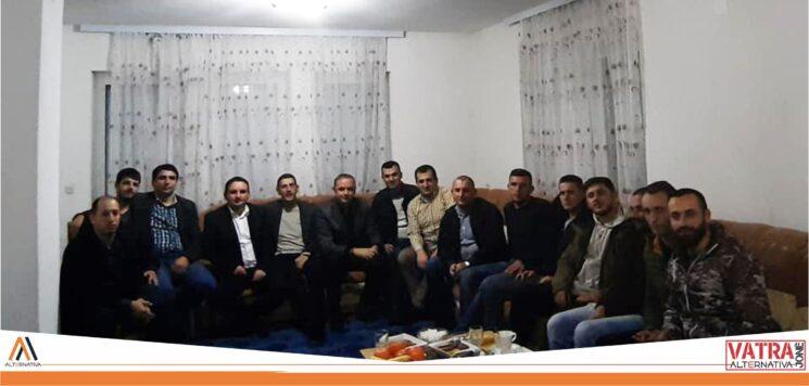 """""""Vatra jonë"""" e Alternativës mbrëmë realizoi takim me banorët e Bogovinës"""