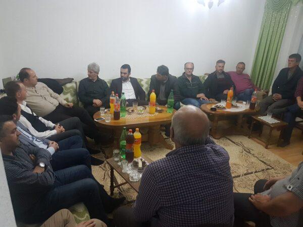 """""""Vatra jonë"""" e Alternativës sonte realizoi takim me banorët e fshatit Rramali të Kumanovës"""