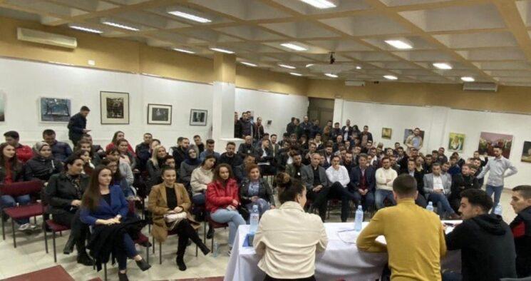 Sonte u themelua Forumi Rinor i degës së AlternAtivA - Gostivar