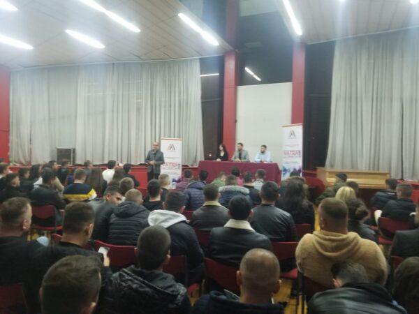 Sonte u themelua Forumi Rinor i degës së AlternAtivA - Kumanovës