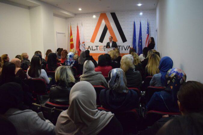 U themelua Forumi i Gruas i AlternAtivA - Dega Çair