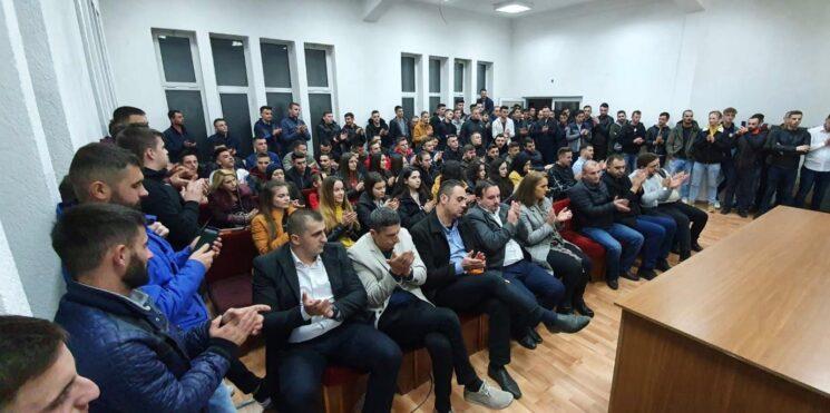 Sonte u themelua Forumi Rinor i degës së AlternAtivA - Bogovinë