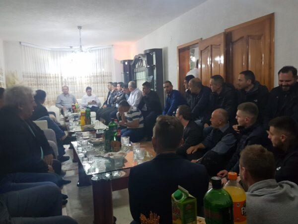 """""""Vatra jonë"""" e Alternativës sonte realizoi takim me banorët e Kamjanit të Bogovinës"""