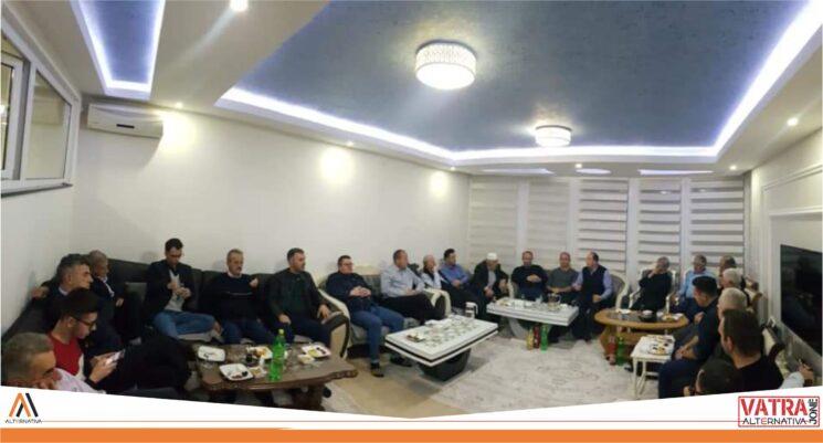 """""""Vatra jonë"""" e Alternativës sonte realizoi takim me banorët e Likovës"""