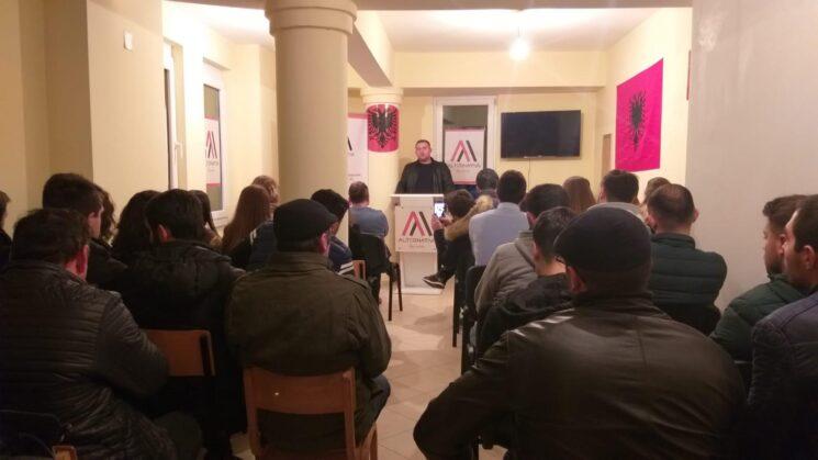 Sonte u themelua Forumi Rinor i degës së AlternAtivA - Kërçovë