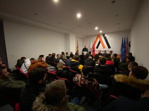 Sonte u themelua Forumi Rinor i degës së AlternAtivA - Butel