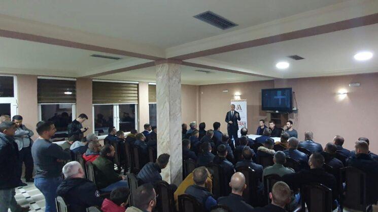 Sonte u themelua Forumi Rinor i degës së AlternAtivA - Saraj