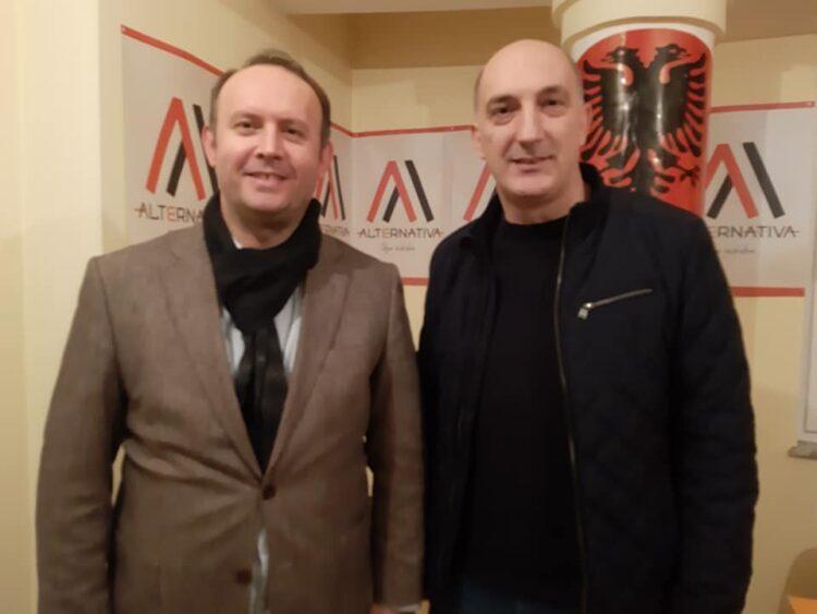 ALTERNATIVA - Dega e Kërçovës zgjodhi prof. Fluturim Ibraimi për kryetar të degës
