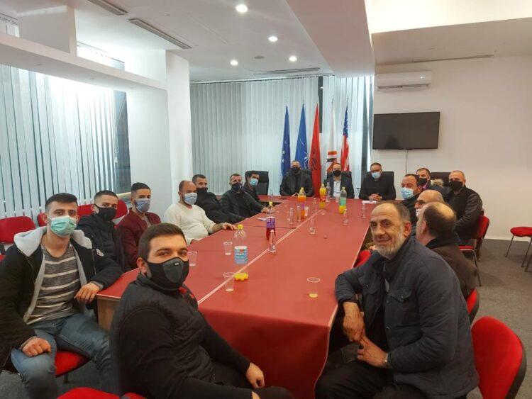 Mubekir Palloshi u zgjodh koordinator i degës së Alternativës në Shutkë