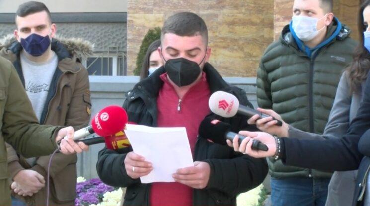Koalicioni Aleanca për Shqiptarët & AlternAtivA – Forumi i Rinisë: z. Talat Xhaferi, kur do ta ktheni në rend dite propozim-ligjin e shtetësisë?