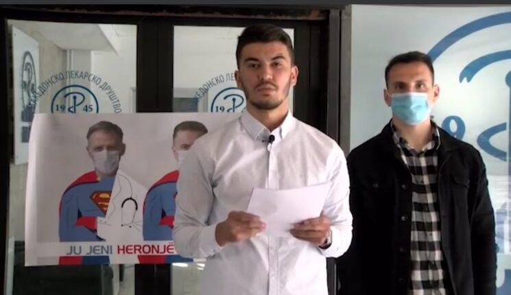 Forumet rinore të koalicionit Aleanca për Shqiptarët & AlternAtivA: Dr. Iliri Demiri dhe Dr. Fadil Cana janë heronj të pandemisë