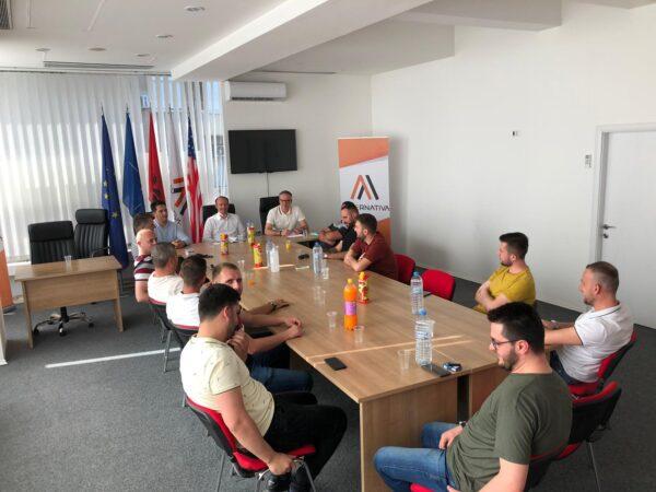 Afrim Gashi realizoi takim me degën e Gazibabës