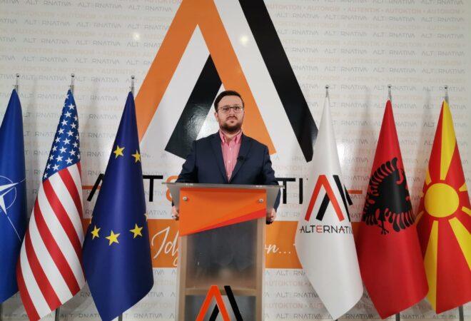 AlternAtivA: Ministrja e Kulturës, Irena Stefoska, vazhdon t'i diskriminojë shqiptarët