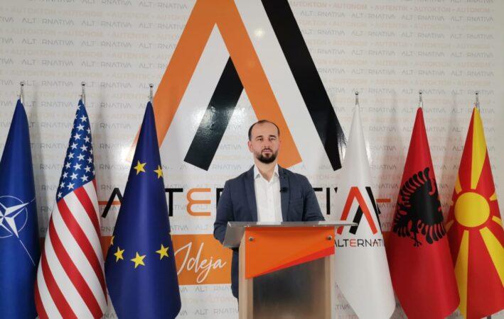 Koalicioni Aleanca për Shqiptarët & AlternAtivA: Kjo është qeveri antieruopiane dhe e dëmshme për qytetarët